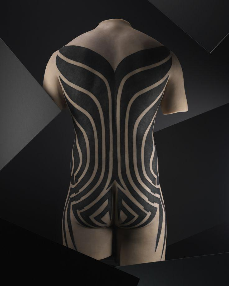 A history of tattoo design opens at the Quai Branly Museum in Paris