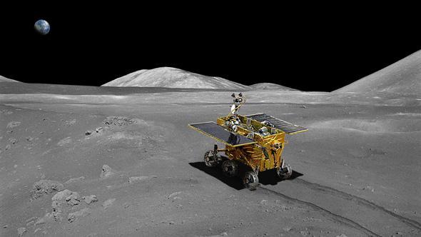 Chang'e 3 rover Yutu