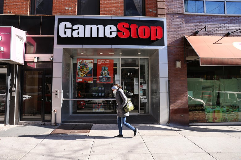 A few weeks into 2021, the share price of a flagging brick-and-mortar video game chain exploded, creating the wildest stock market story in years. In