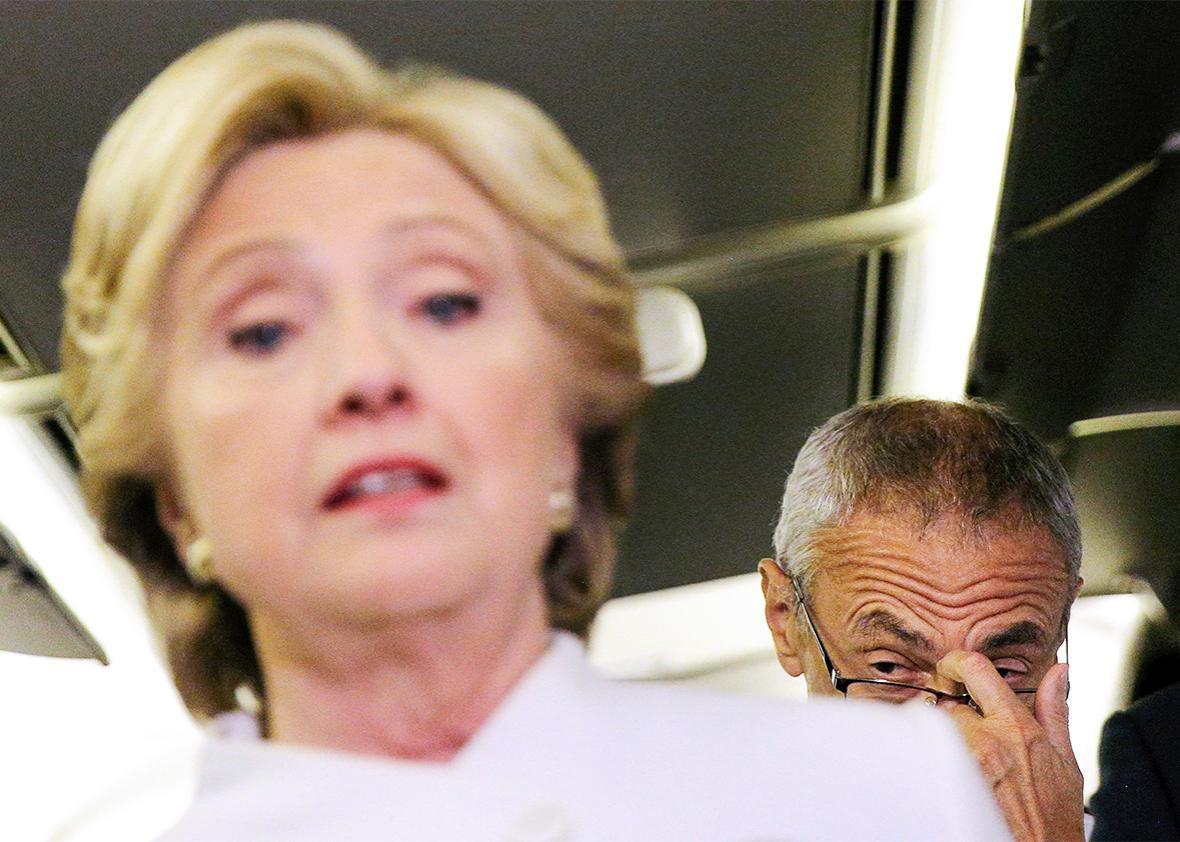 Hillary Clinton, John Podesta