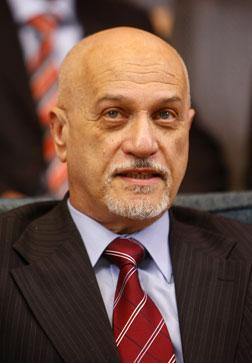 Iraqi Oil Minister Hussein al-Shahristani.