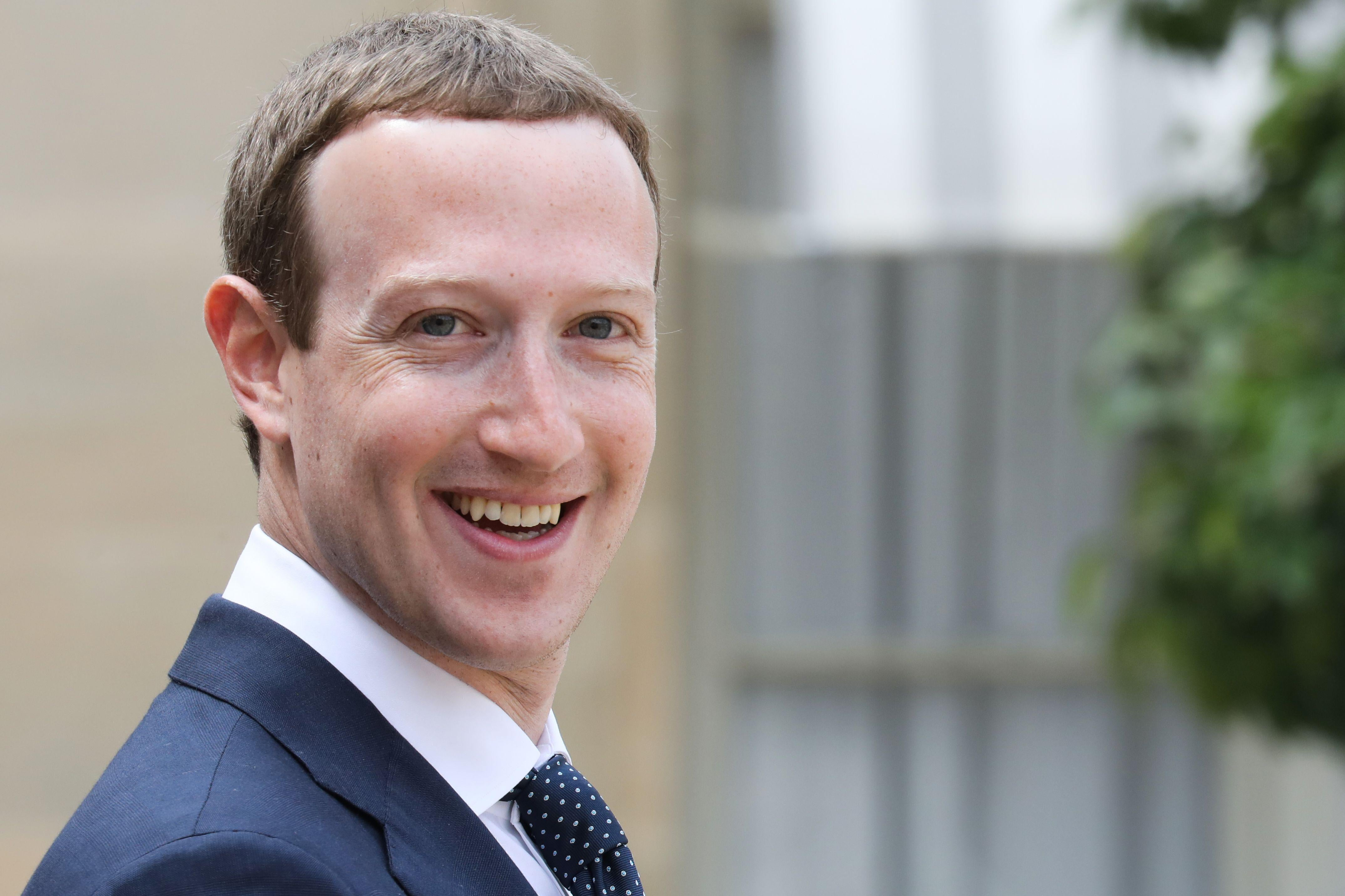 Zuckerberg only ate what he killed for a year.