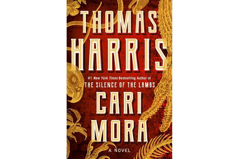 Cari Mora book cover.