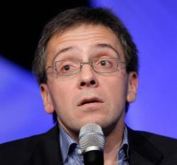 Ian Bremmer, President of Eurasia Group.