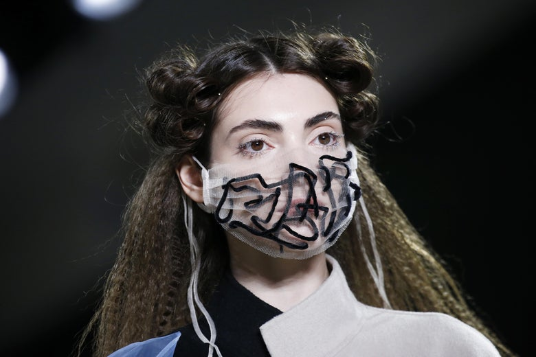 fashionable n95 mask