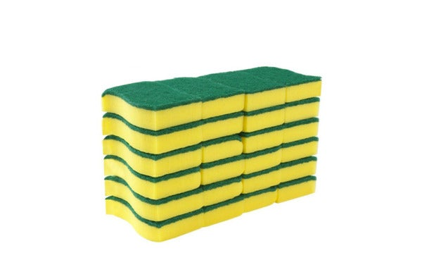 Mr. Siga Heavy Duty Scrub Sponge