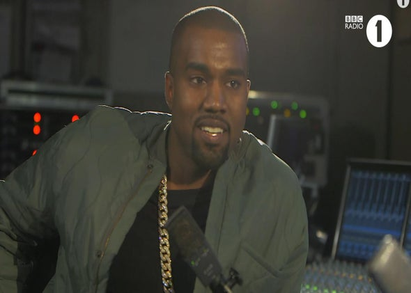 Kanye West Bbc1 Interview With Zane Lowe Watch Part 1 And