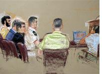 Prisoner Omar Khadr. Click image to expand.