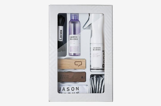 Jason Markk Holiday Box Kit.