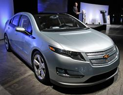 Chevrolet Volt. Click image to expand.
