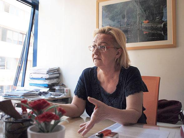 Urban planner Mücella Yapici faces 30 years in jail for her role in the 2013 Gezi Park protests.
