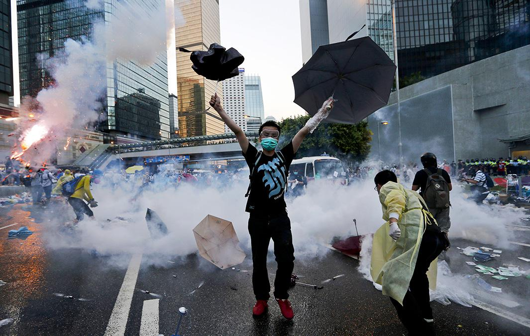 Hong Kong: September 28, 2014