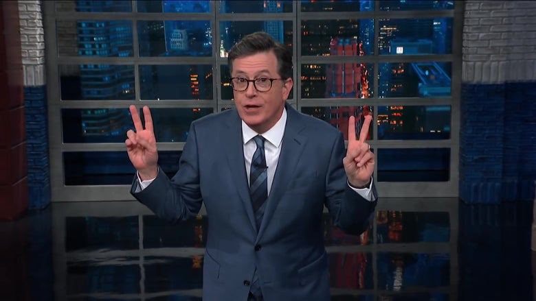 Be Expert On Anything Stephen Colbert >> Stephen Colbert Does A Nixon Impression That Is Absolutely