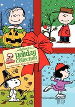 Charlie Brown Deluxe Holiday Collection DVD.