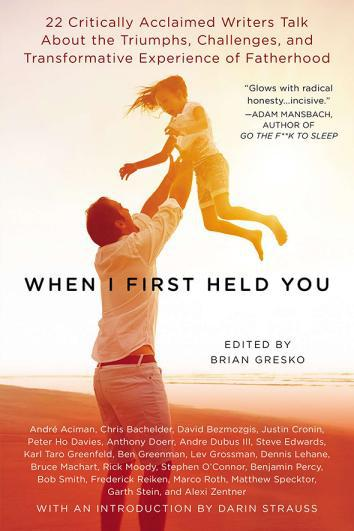 When I First Held You Cover.