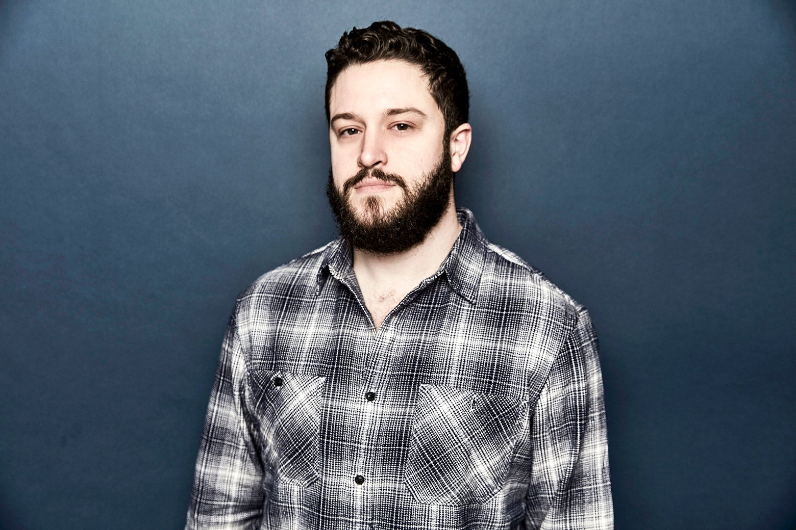 Cody Wilson poses for a portrait at the 2017 Sundance Film Festival.