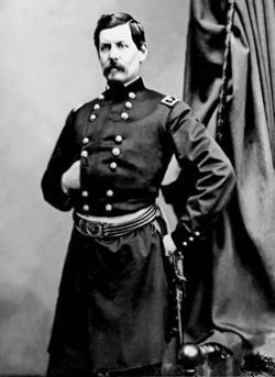 General George B. McClellan.