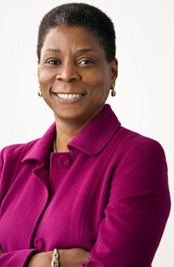 Ursula Burns, CEO of Xerox Corporation.
