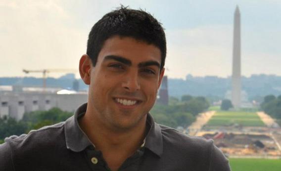 Republican Study Committee staffer Derek Satya Khanna.
