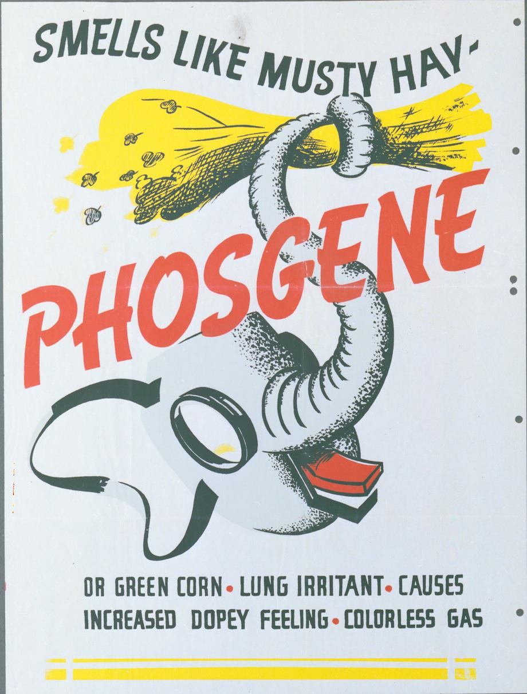 Phosgene Poster
