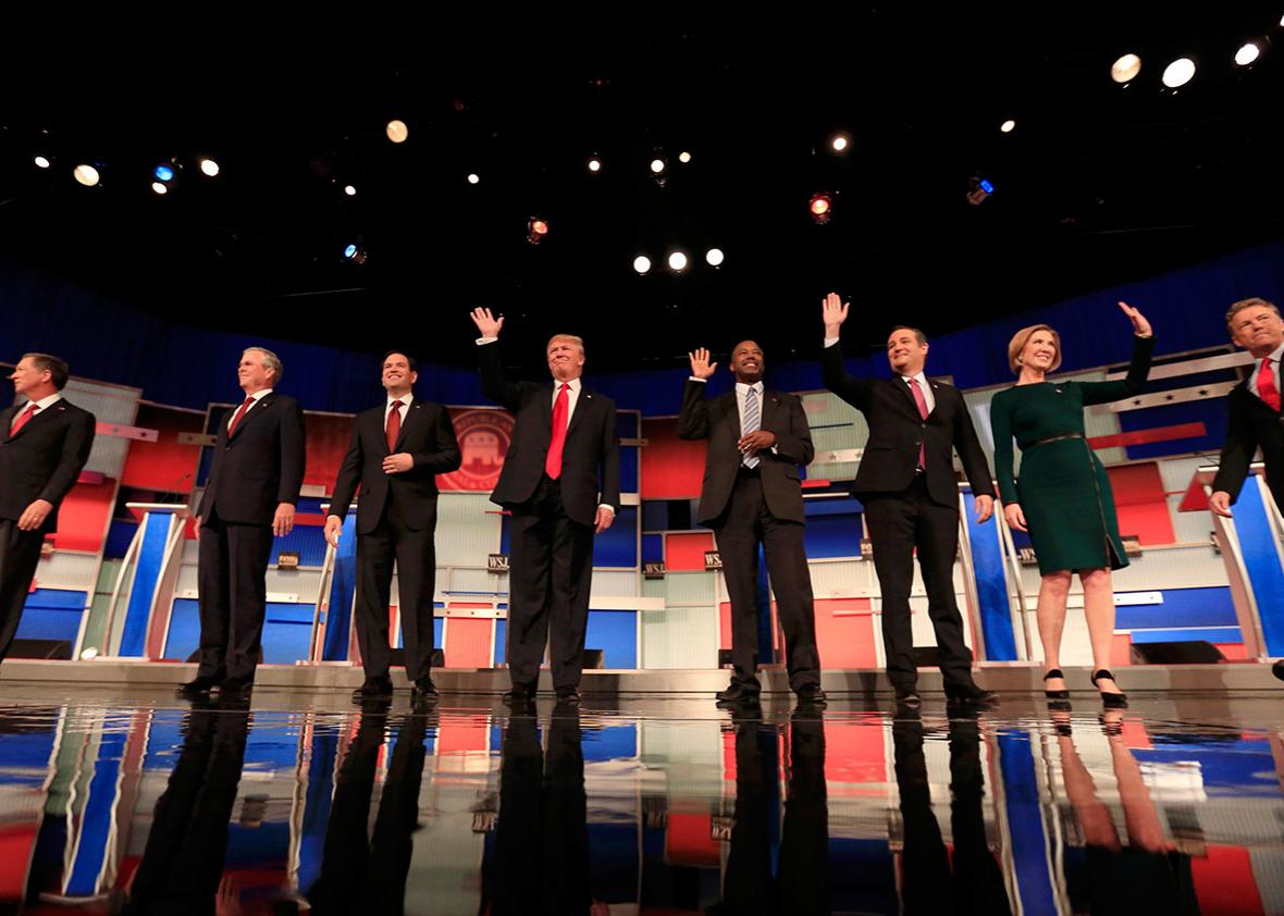 Republican candidates aren't prepared to argue over the economy in a general election: The GOP fourth debate revealed how little they understand about everyday economic issues.