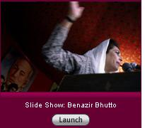 Today's Pictures: Benazir Bhutto