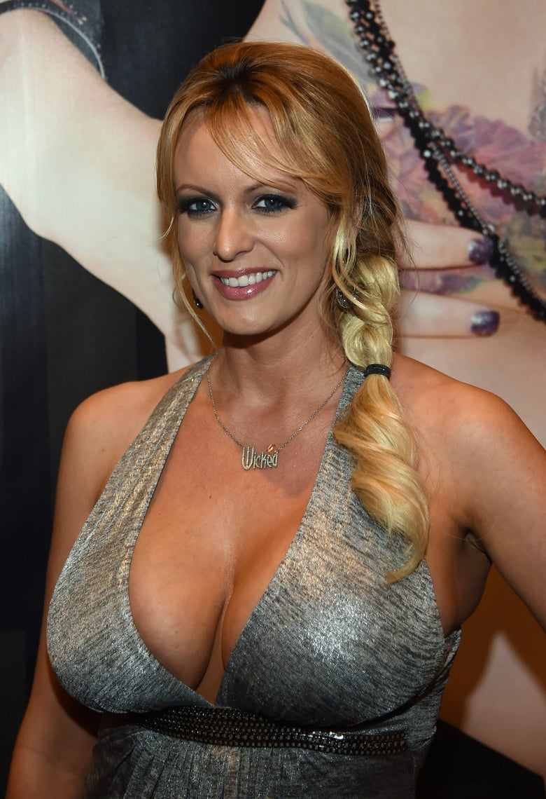 Stormy Daniels in Las Vegas in 2015.