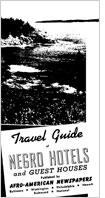 Travel Guide of Negro Hotels