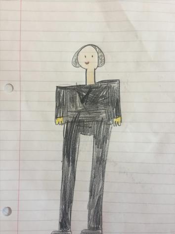 Ernestine, age 8