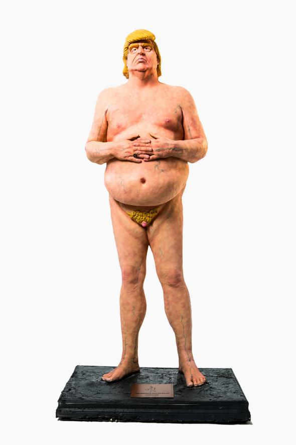 That Explicit Donald Trump Statue Is Insulting To A Lot Of -7074