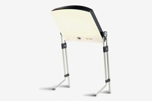 Carex Day-Light Classic, Light Therapy Lamp.