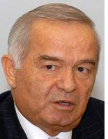 Karimov: tyrant and ally         Click on image to enlarge.