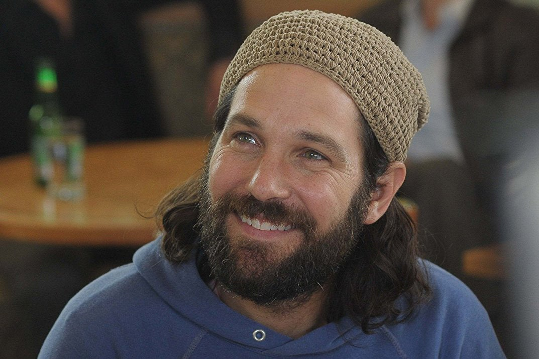 Paul Rudd in Our Idiot Brother.