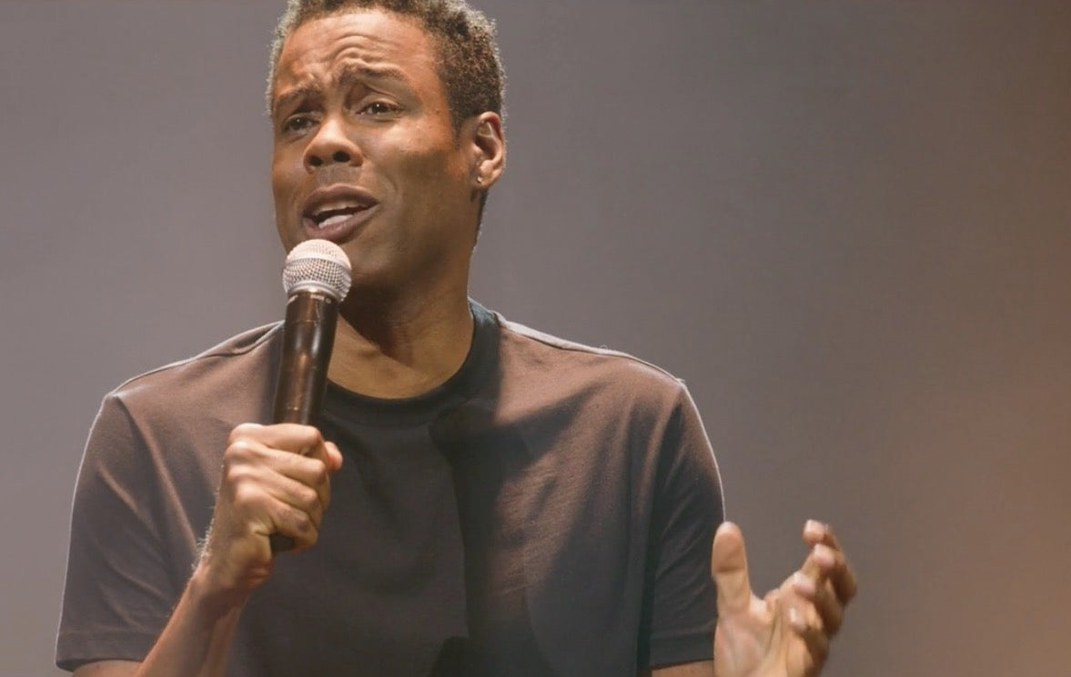 Chris Rock's First Stand-Up Special in a Decade Is Streaming on Netflix Now