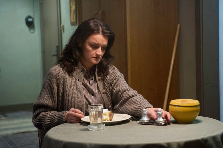 Alison Wright as Martha on The Americans.