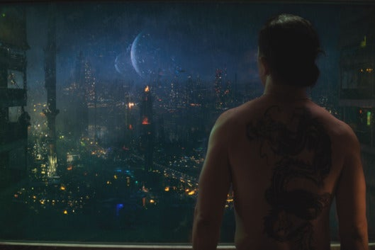 Altered Carbon.