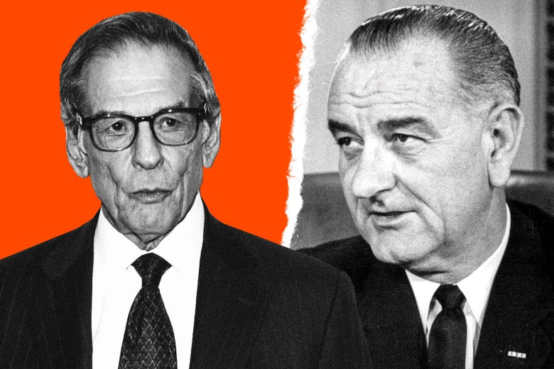 Robert Caro, Lyndon Johnson.