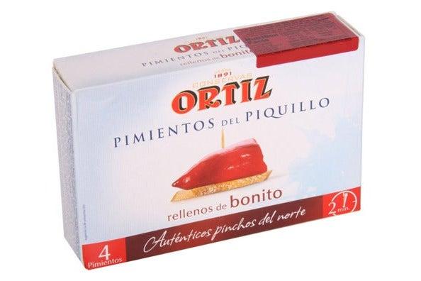 Ortiz Piquillo Peppers Stuffed with Tuna