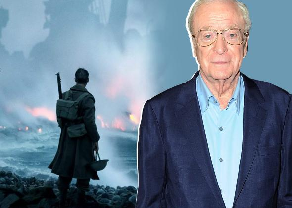 Dunkirk and Michael Caine