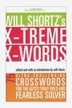 The New York Times Will Shortz's X-treme X-words