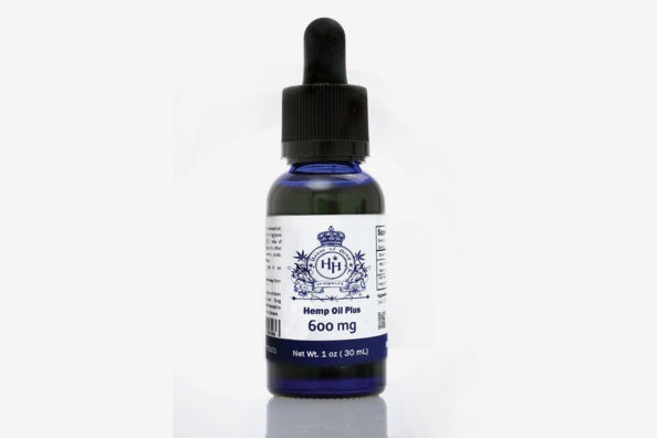 House of Hemp Premium Organic Hemp Extract Oil, 30mL.
