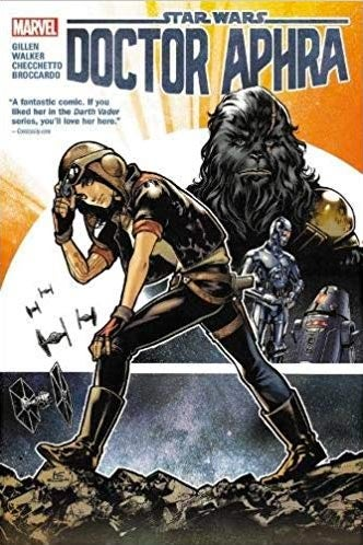 Cover of Doctor Aphra