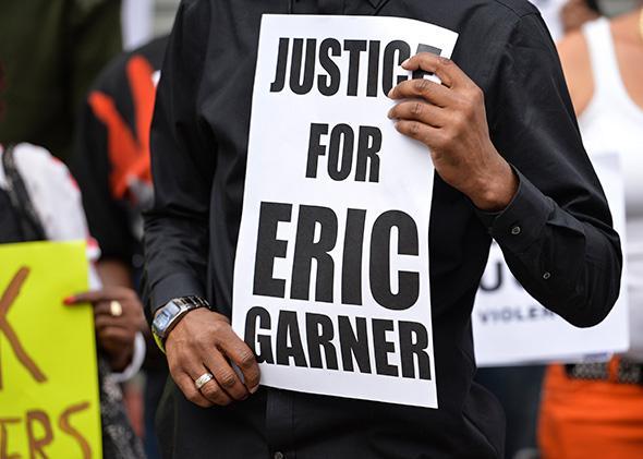 Death of Eric Garner
