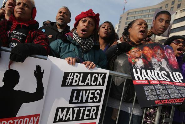 Black Lives Matter: More Than A Hashtag ...