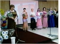 Prominent members of Ulyanovsk society use poetry to inspire women to give birth. Click image to expand.
