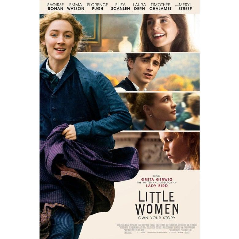 Little Women poster