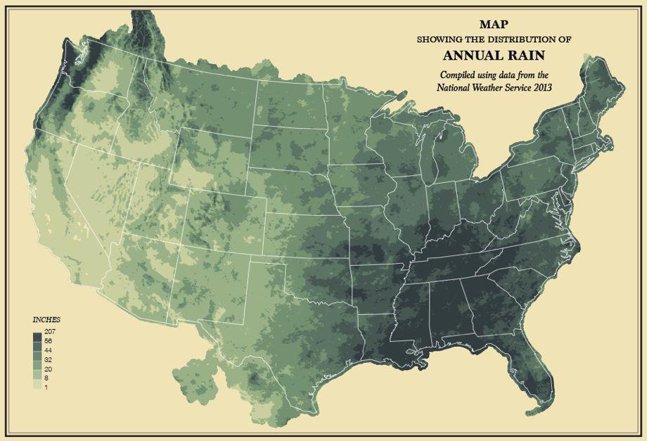 Nathan Yau Of Flowingdata Updates The Us Census Bureau Atlas In - Us-census-data-map