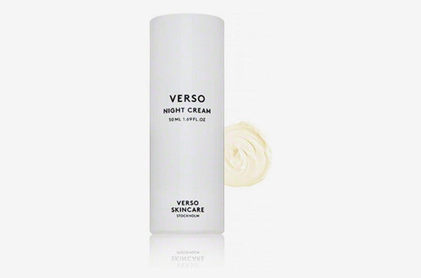 Verso Night Cream.