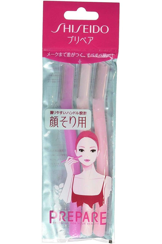 Shiseido Facial Razor