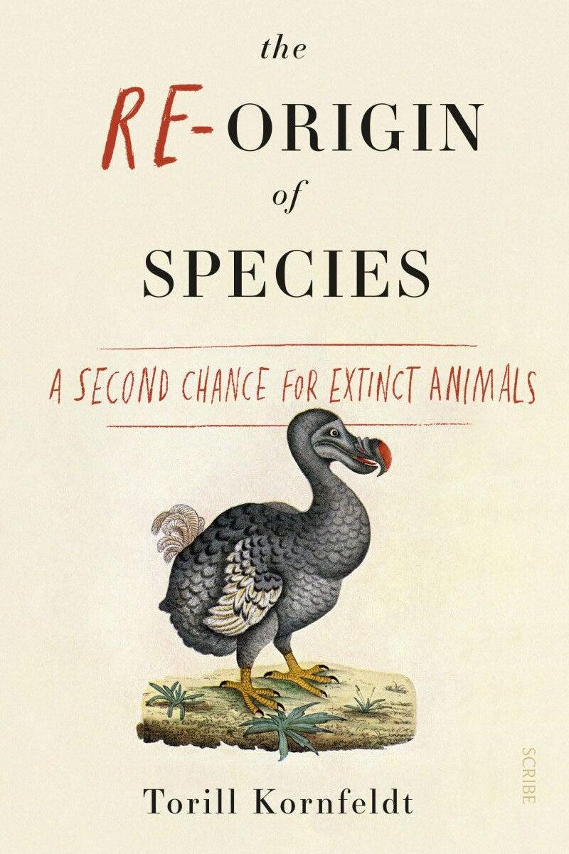 The Re-Origin of Species cover.